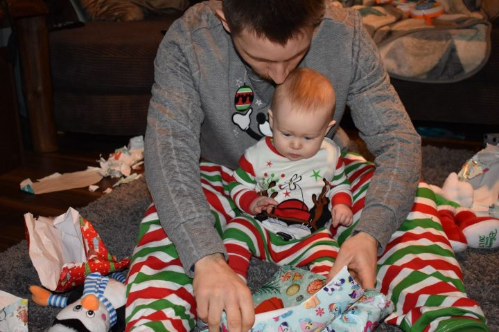 Isablog #20 – First Christmas with a Baby