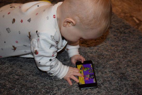 The Kidloland app