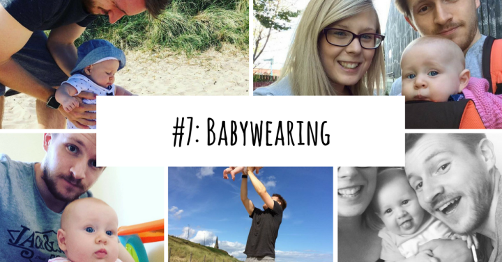 Using Babywearing to Help with Postnatal Depression