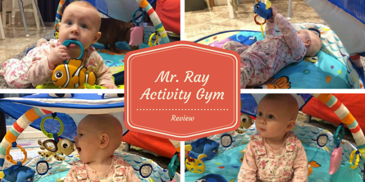 Review: Disney Activity Gym: Mr. Ray of Finding Nemo