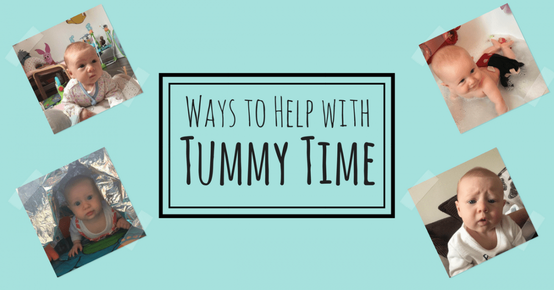 Tummy Time: When to Start and Ways to Help