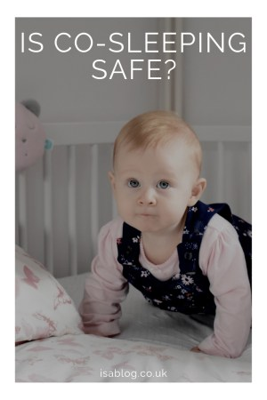 Is Co-sleeping Safe? A lot of people are skeptical of co-sleeping as they are fearful of its safety. But here is a post about the safety of co-sleeping and how it can actually be done perfectly safely
