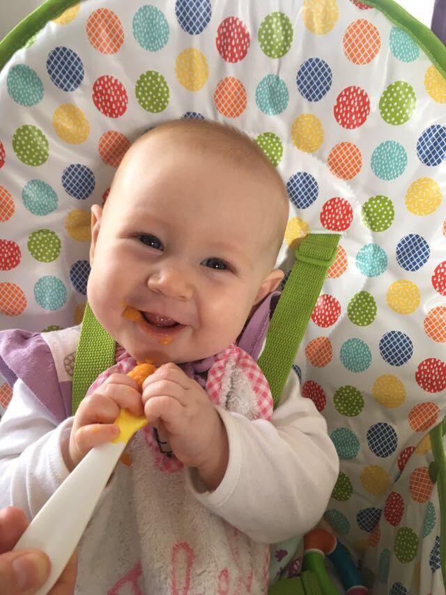 Isablog #11 – Weaning and Being in the News