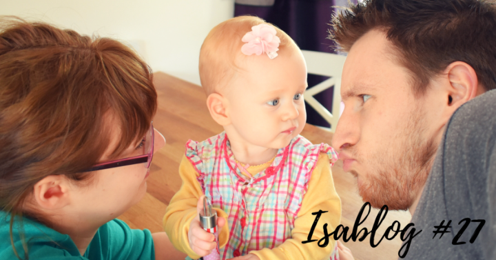Isablog #27 – Feelings of Baby Regret & Getting Sick From the Baby
