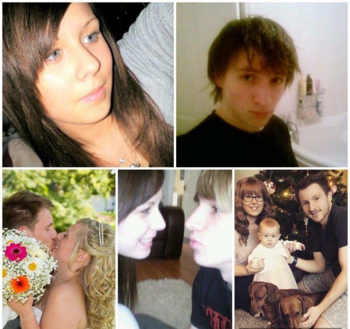 ten year anniversary collage