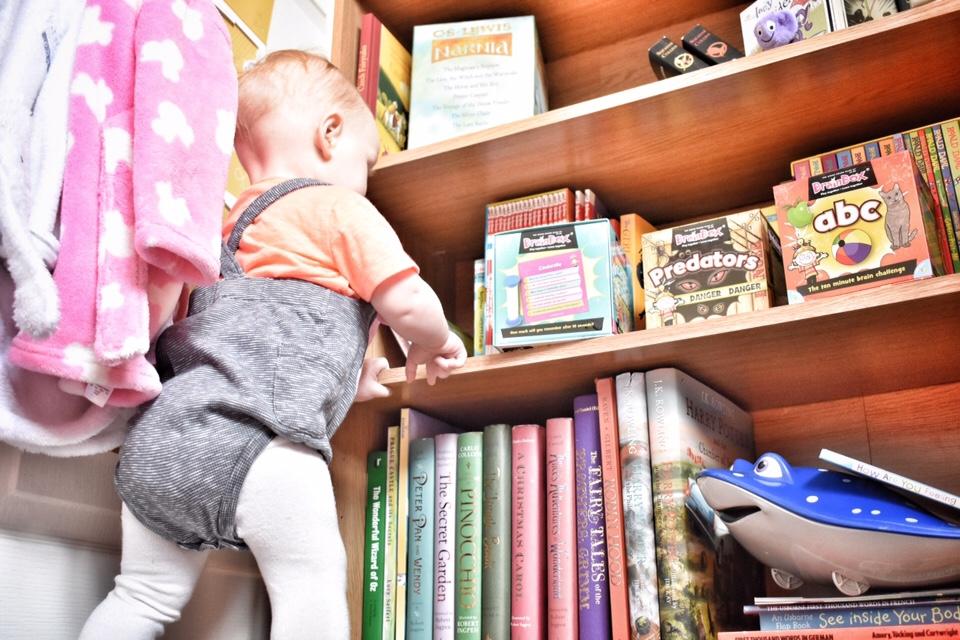 #MySundayPhoto – Building a Future Library