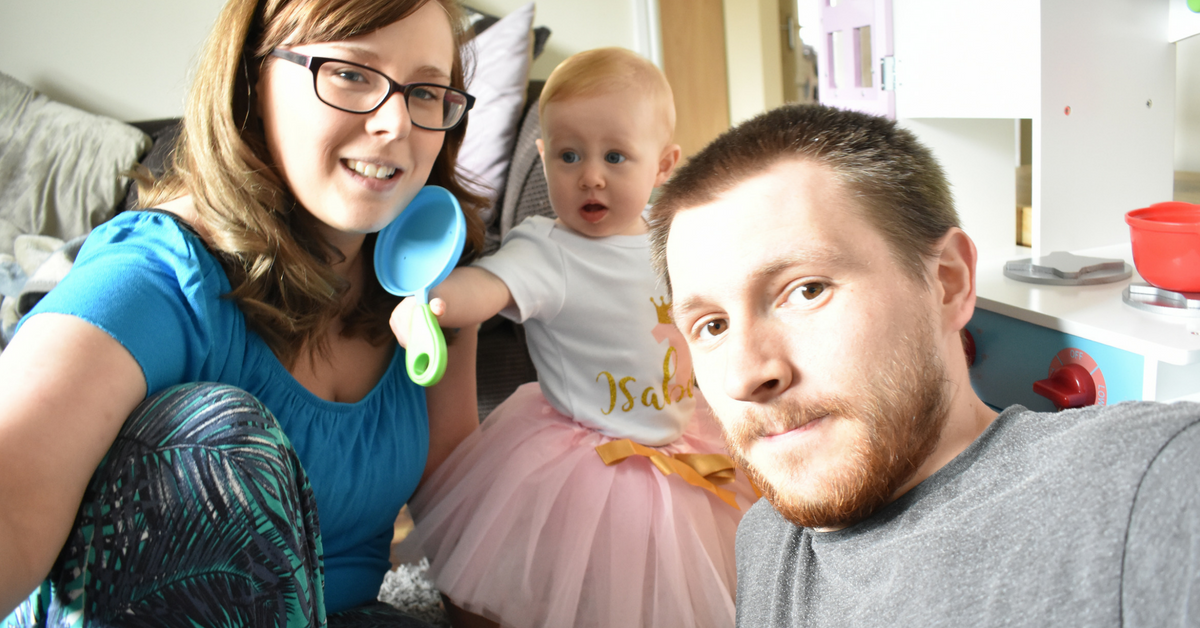 My Husband Had Postnatal Depression – But His Battle Affected Me Too