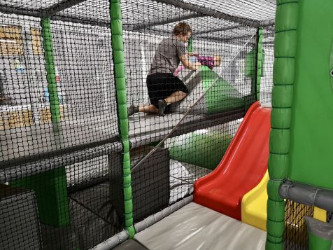 cefn mably farm soft play for babies again