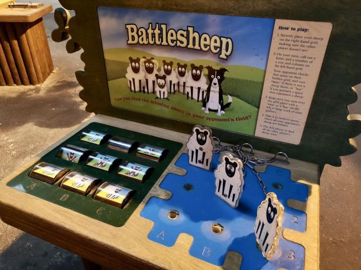 Games at Folly Farm