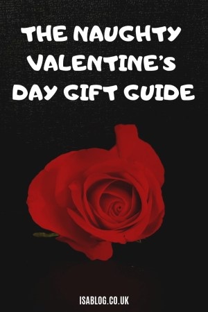 We all know people love a gift guide. And I'll be honest, I usually hate them. But this one is a little bit different. It's full of weird, naughty and mildly inappropriate things you might want to buy for Valentine's Day. Enjoy! https://isablog.co.uk