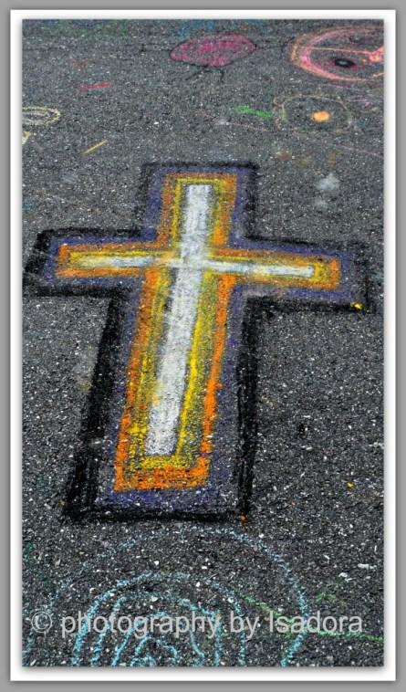 Street Art cross.web