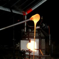 Danger - Hot Molten Glass