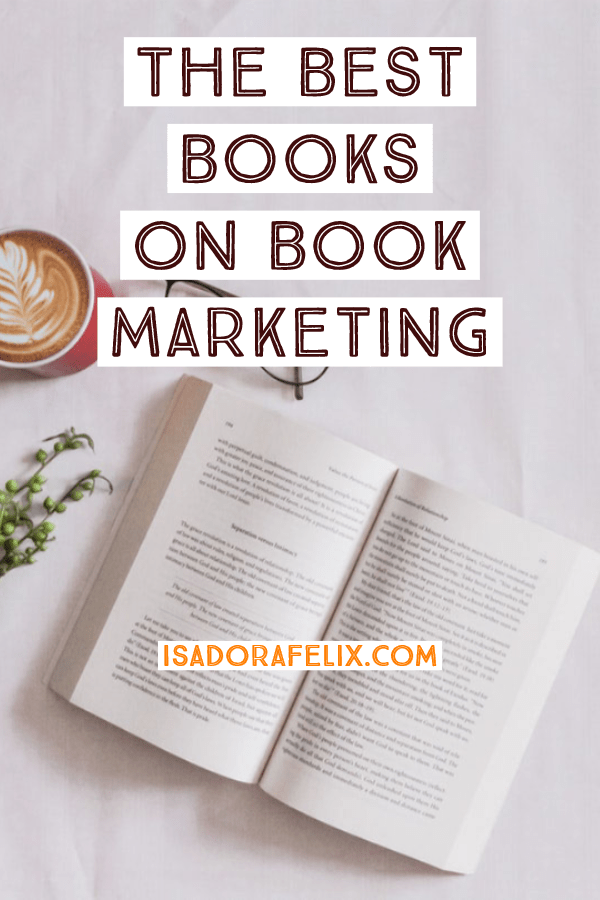 The Best Books on Book Marketing