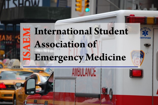 logo and ambulance