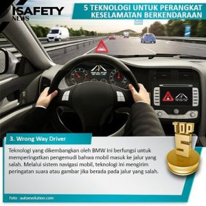 wrong Way Driver isafetynews