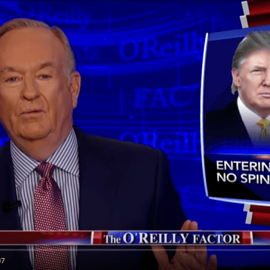 Bill O'Reilly Talks to Trump