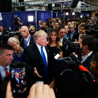 """TRUMP AND THE TRUTH: THE """"LYING"""" MEDIA"""