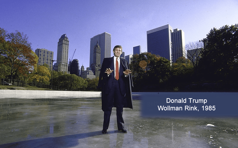 Donald Trump And The Wollman Rinking of American Politics