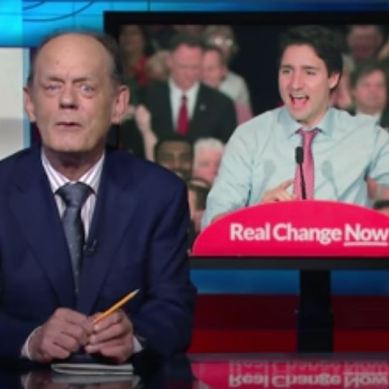 Justin Trudeau's Broken Promises Outed by Rex Murphy
