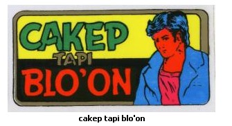 Cakep tapi bloon