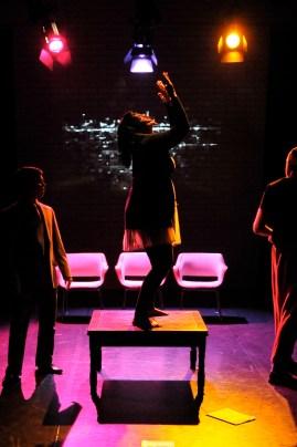 Hjälten är Död, Studioteatteri Reaktio (2011)