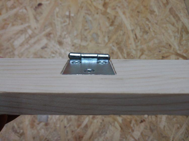 部材表面とフラット