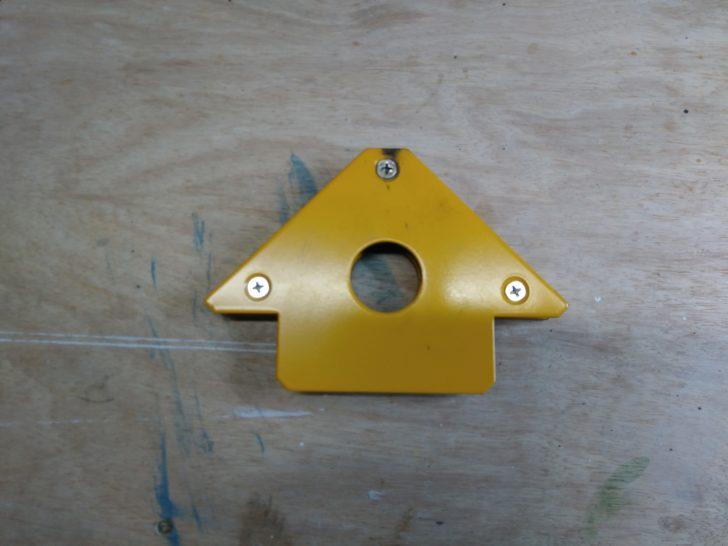 溶接マグネット 溶接材料保持用磁石