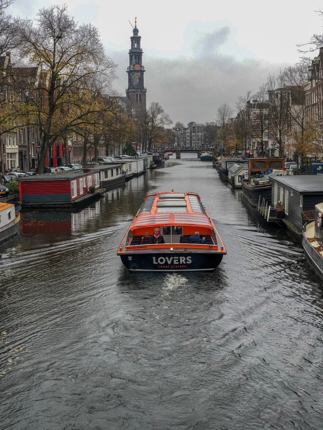 Cruise in Amsterdam