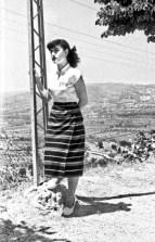Gianfranca Sabbatini. Proprietà Fototeca Comunale B. Grandinetti.