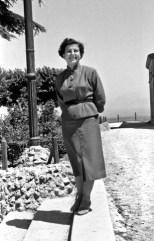 Laura Riccobelli. Proprietà Fototeca Comunale B. Grandinetti.