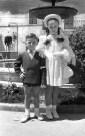 Franco e Maria Pia Mancini. Proprietà Fototeca Comunale B. Grandinetti.