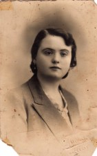 Emilia Grandinetti madre di Giovanna Pistarelli.