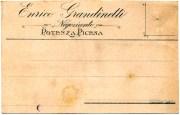 Enrico Grandinetti negoziante