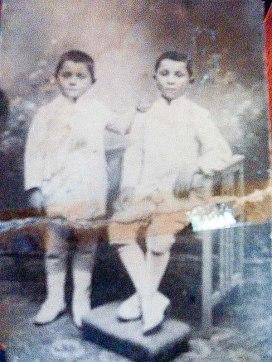 Mariano e Venanzo Pistarelli.