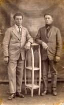 Venanzo e Mariano Pistarelli (fratelli).