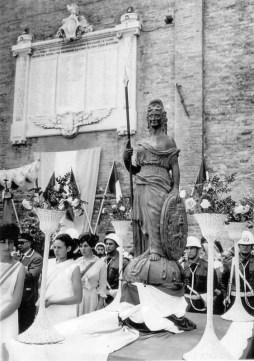 Statua Torre di Mayo