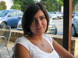 Francesca Ballesi. Foto Famiglia Ballesi.