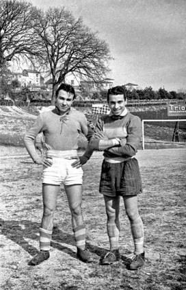 Giovanni Mazzoni e Giuseppe Guerrini.