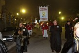 Fiaccolata per il 60° Anniversario della proclamazione di Potenza Picena Città di Maria. Foto di Luigi Anzalone.