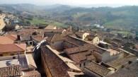 Vedute panoramiche dalla torre civica. Foto Simona Ciasca.