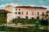 Piazza Principe di Napoli (attuale piazza Matteotti) agli inizi del 900 in una foto di Secondo Torregiani.