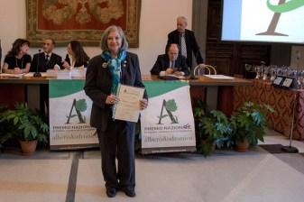 Premio Nazionale ALBEROANDRONICO di poesia, narrativa, fotografia e cortometraggi - ROMA - CAMPIDOGLIO - 3 aprile 2015. Foto prop. Graziella Carassi.