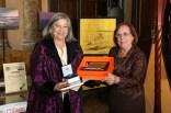 ROVIGO - Premio Interazionale Biblioteca Guerrato - Medaglia d'Oro - Sezione Saggio Storico - ottobre 2014. Foto prop. Graziella Carassi.