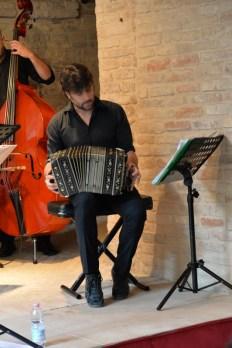 Concerto per il bicentenario indipendenza argentina del 10 luglio 2016. Foto Enzo Romagnoli.