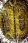 Particolare del Reliquiario con i resti lignei del Sacro Crocifisso Sec. XVI Monastero Benedettine di Santa Caterina in San Sisto a Potenza Picena - Foto Sergio Ceccotti.