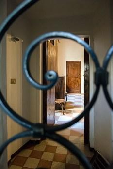 Interno Monastero Benedettine di Santa Caterina in San Sisto a Potenza Picena - Foto Sergio Ceccotti.