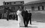 "42. Matrimonio Isidori Giuseppe e Ruffini Ida, Sacconi Emiliano, Ruffini Emilo, Isidori Elvio - Fototeca Comunale ""B. Grandinetti"""