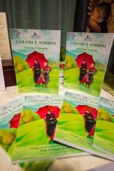 Il libro di Giovanno Pastocchi colori e sorrisi. Quarto premio Poesia Giovanni Pastocchi - 18-9-2016. Foto di Elisa Cartuccia.