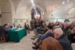 Presentazione libro Vincenzo Varagona su p. Pietro Lavini. 11-12-2016. Foto di Bruno Belardinelli.