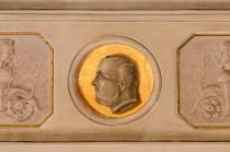 Camillo Benso Conte di Cavour. Sala Giunta. Foto Sergio Ceccotti.
